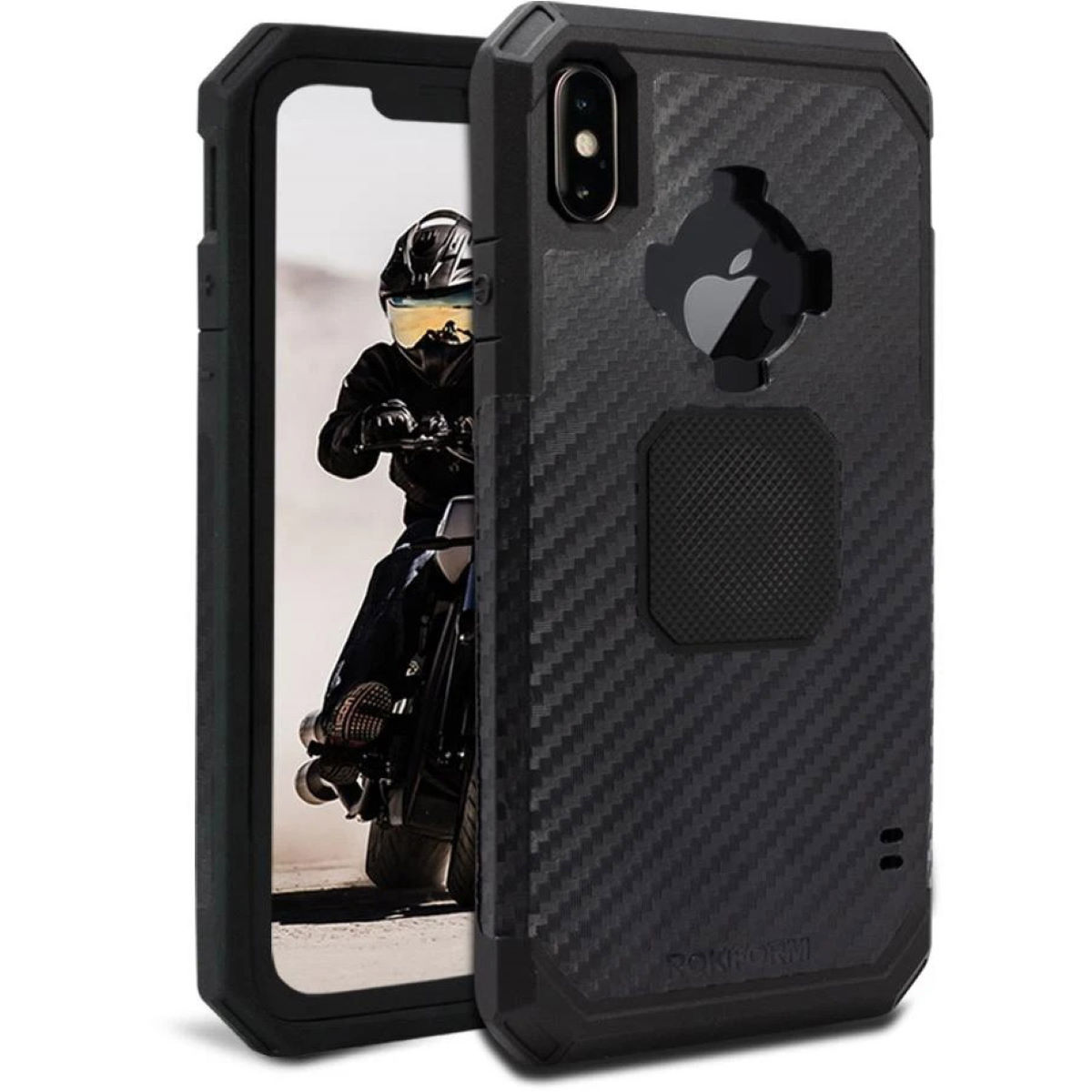 Rokform Rugged Phone Case - iPhone XS Max - One Size Black
