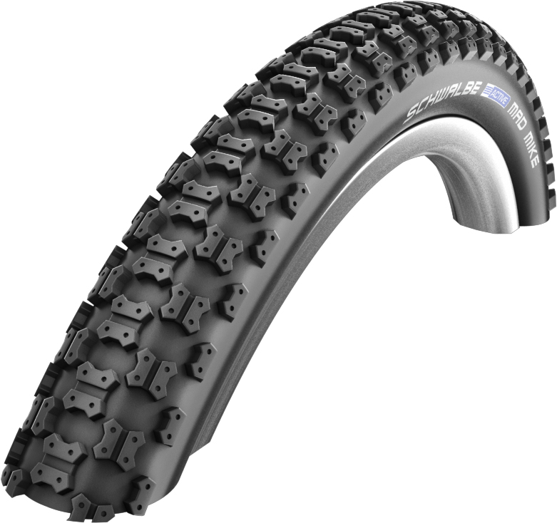Schwalbe Mad Mike BMX Tyre - K-Guard | Tyres