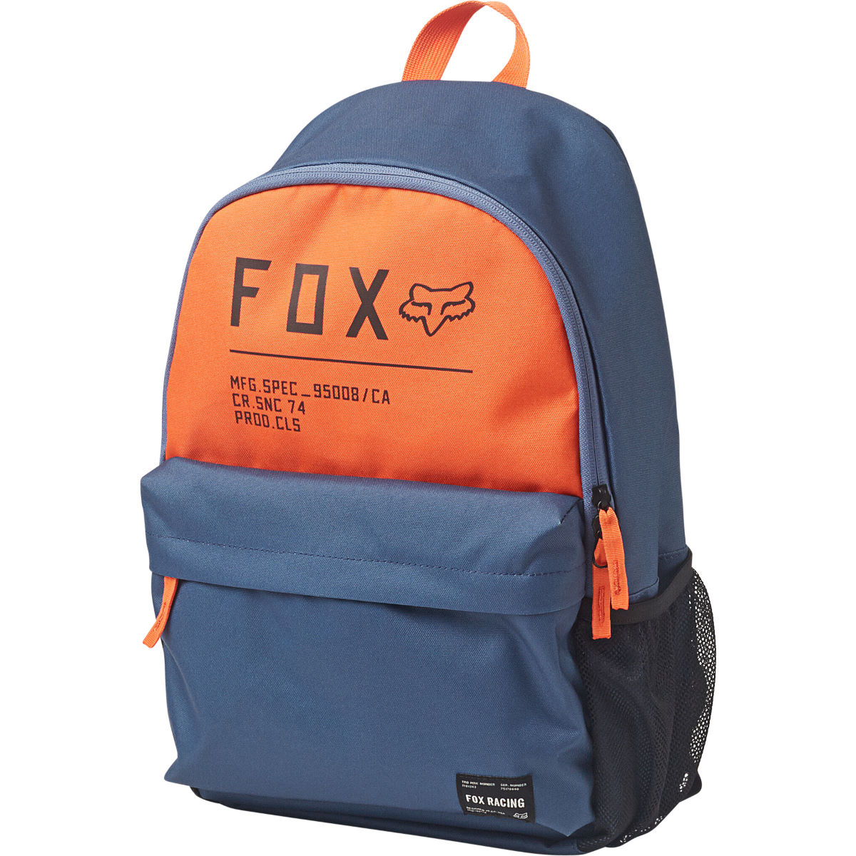 Fox Racing Non Stop Legacy Backpack - One Size Blue  Rucksacks