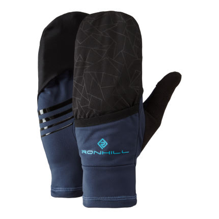 Ronhill Wind-Block Flip Run Gloves