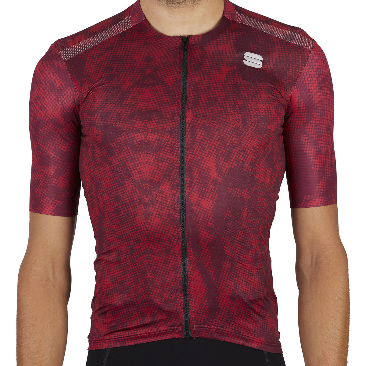 Sportful Escape Supergiara Cycling Jersey - S Red Wine  Jerseys