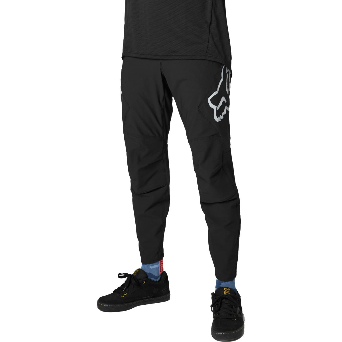 Fox Racing Defend Cycling Trousers Rs - 32 Black  Trousers
