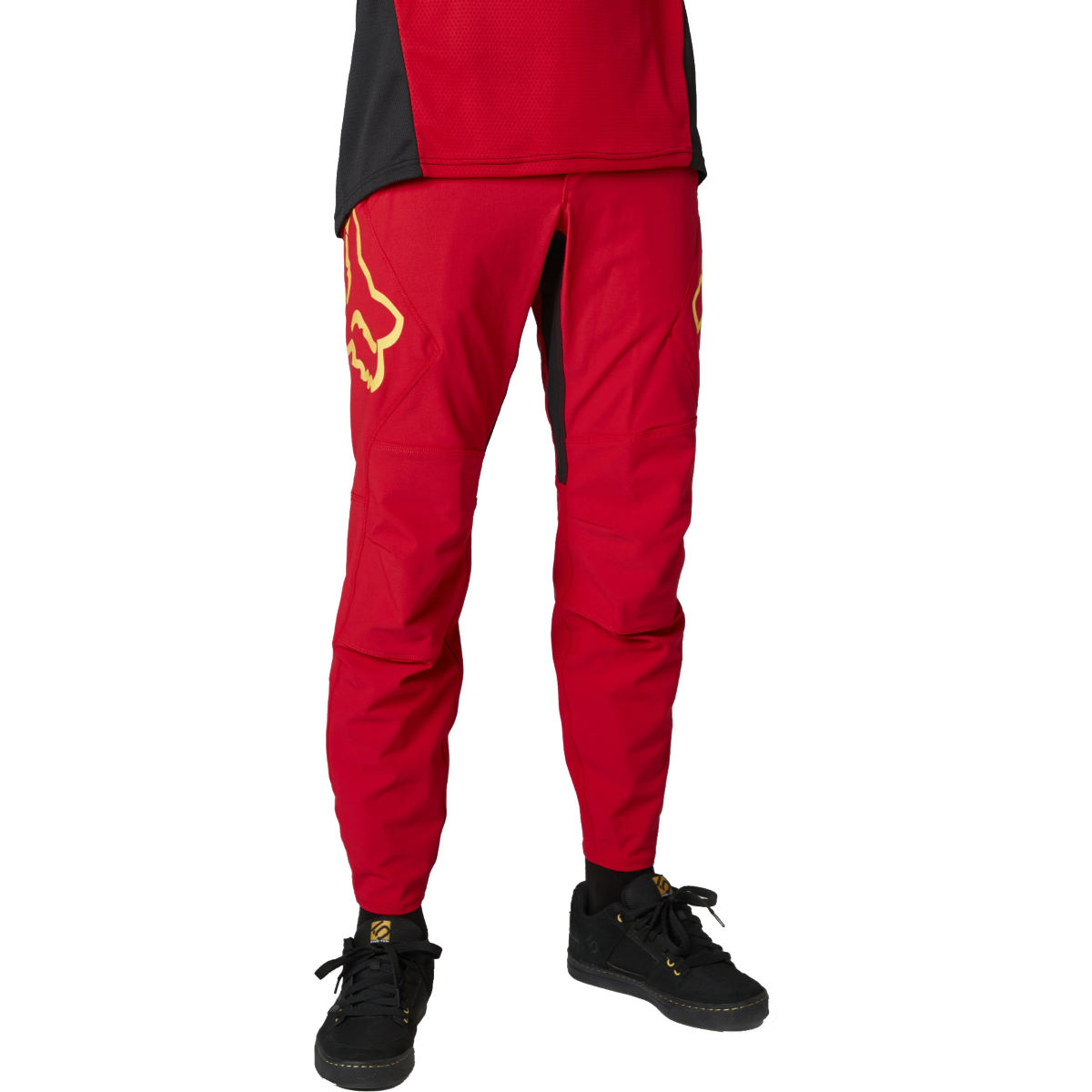 Fox Racing Defend Cycling Trousers Rs - 28 Chili  Trousers
