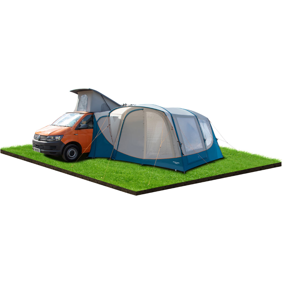 Vango Vango Magra Air VW Awning Blue One Size   Inners and Floors