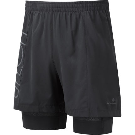 Ronhill Tech Marathon Twin Running Shorts