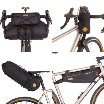 Restrap Adventure Bike Packing Bundle