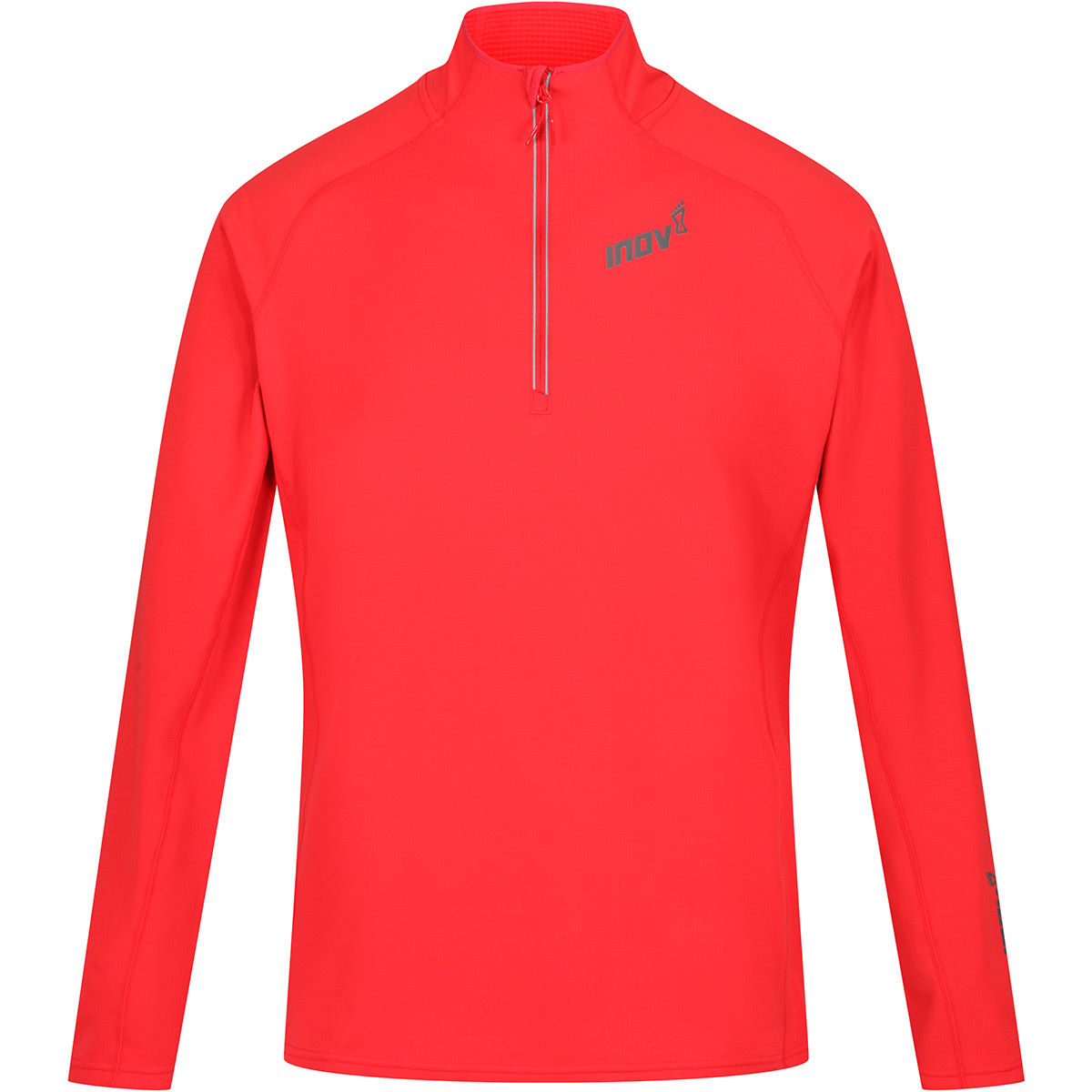 Inov-8 Technical Long Sleeve Running Top - Extra Small Red