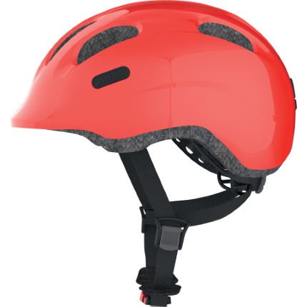 Abus Kid's Smiley 2.1 Helmet Black M