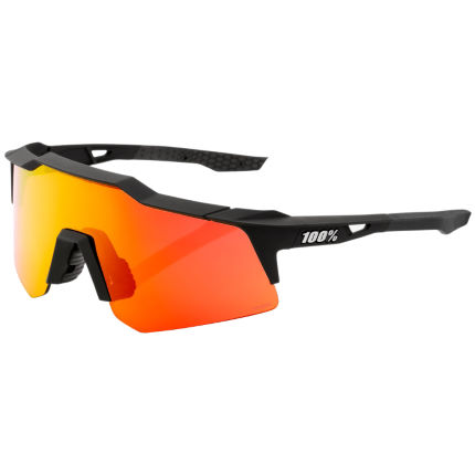 100% Speedcraft XS Soft Tact Mirror Lens Sunglasses
