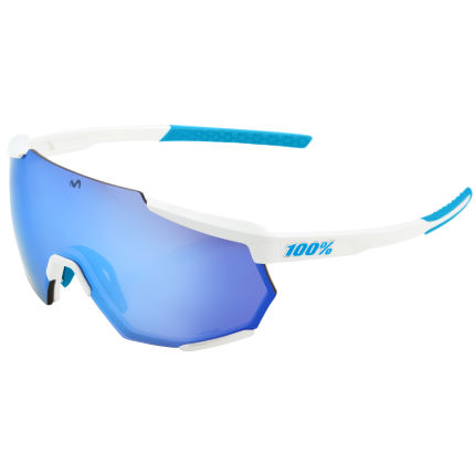 100% Racetrap Movistar Hiper Lens Sunglasses