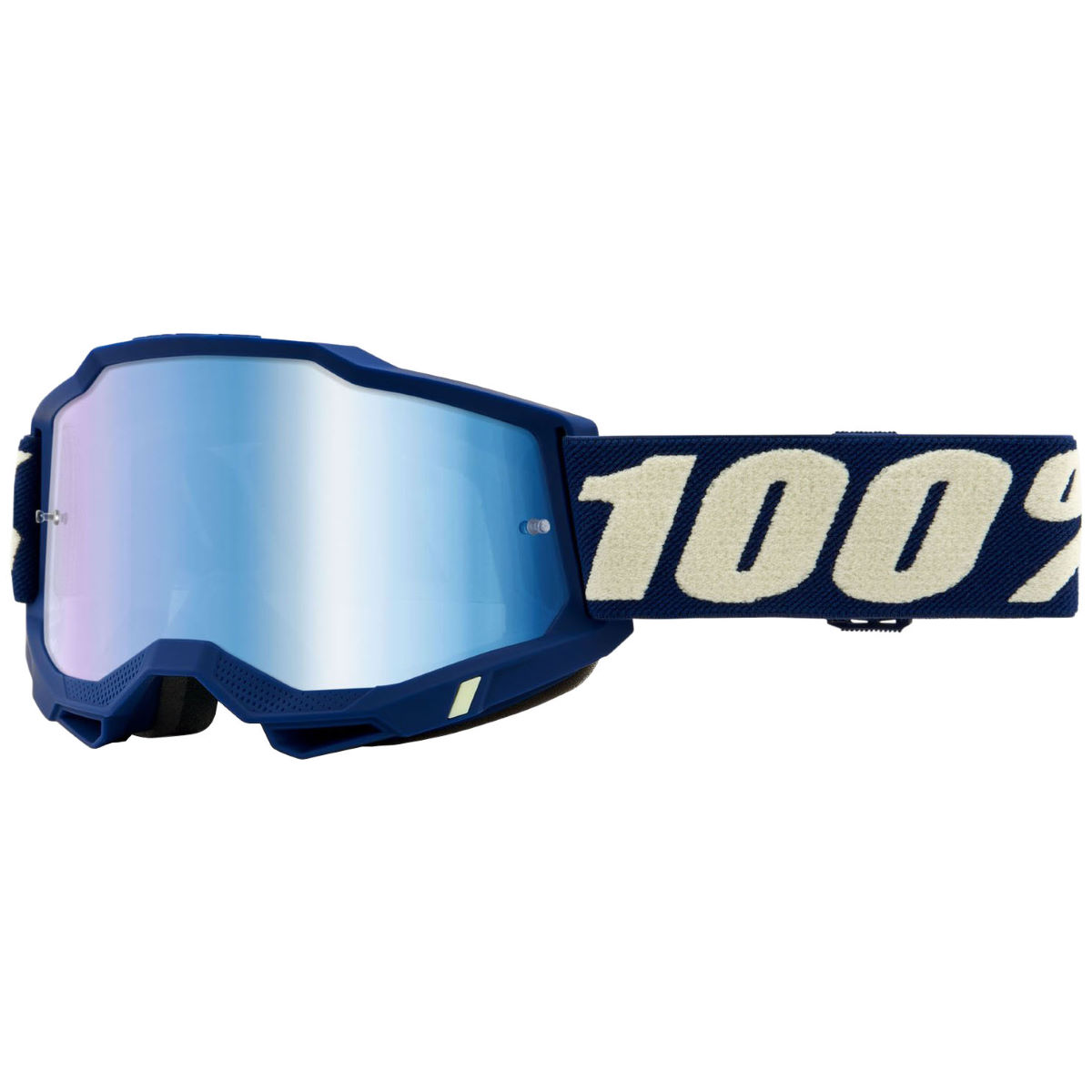 100% Accuri Goggles - Mirror Lens   Cycling Goggles