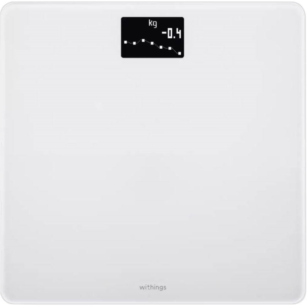 Withings Body Smart Scale - One Size White  Heart Rate Monitors