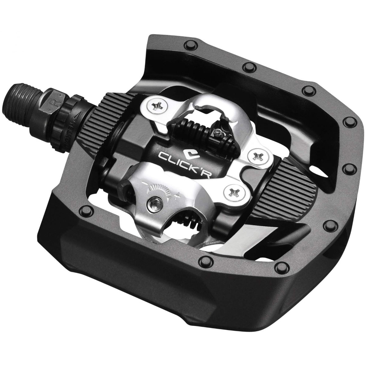 Shimano MT50 CLICK'R Clipless MTB Pedals   Clip-in Pedals