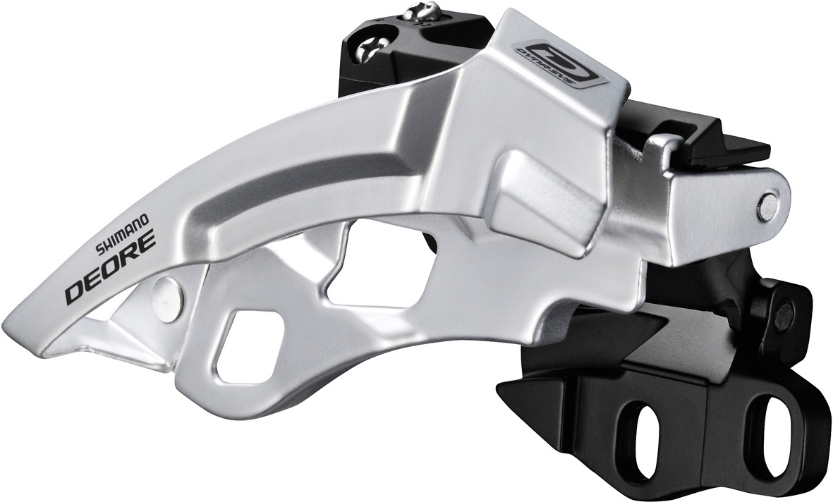 Shimano Deore M610 E-Type 3x10 Forskifter | Front derailleur