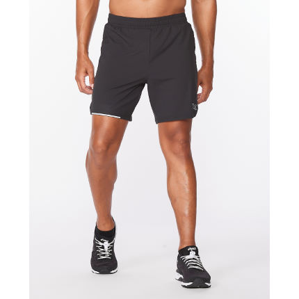 2XU Aero 7 inch Compression Shorts