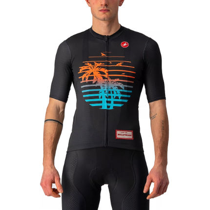 Castelli Hollywood Competizione Cycling Jersey