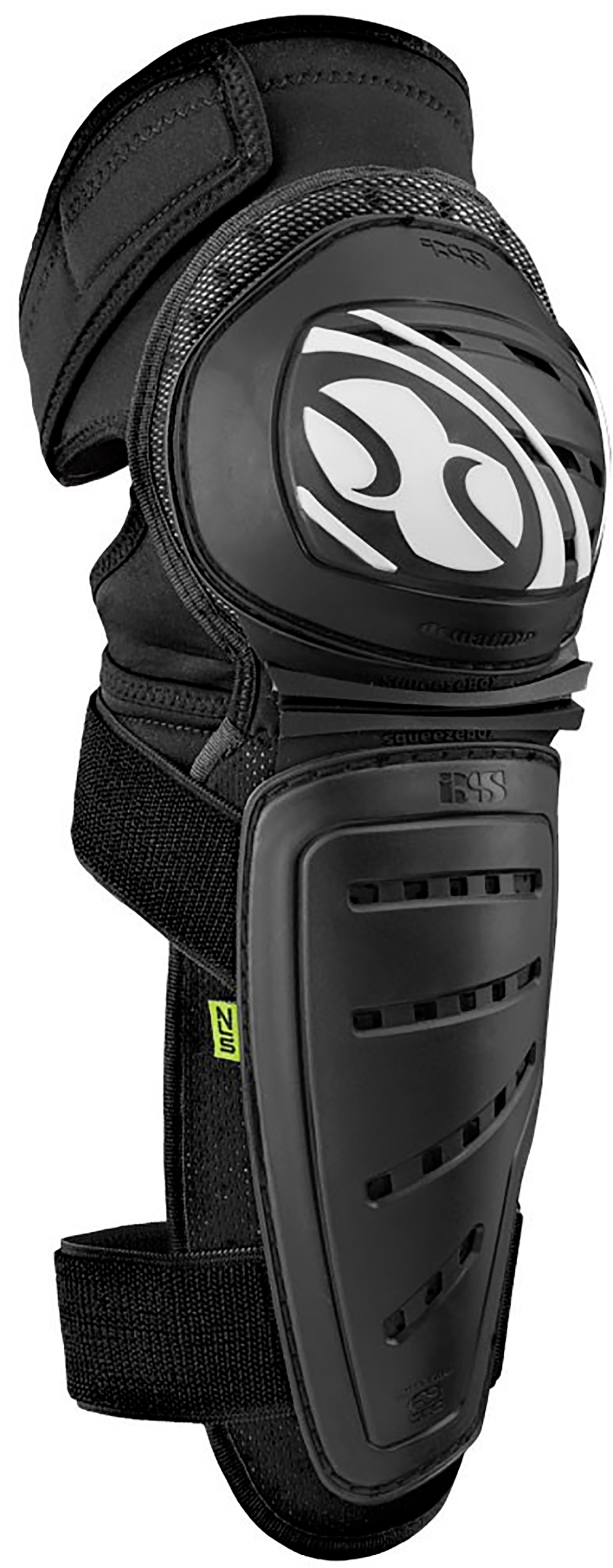 Knee Brace/Shin MTB/MOUNTAIN BICYCLE IXS Mallet for DH