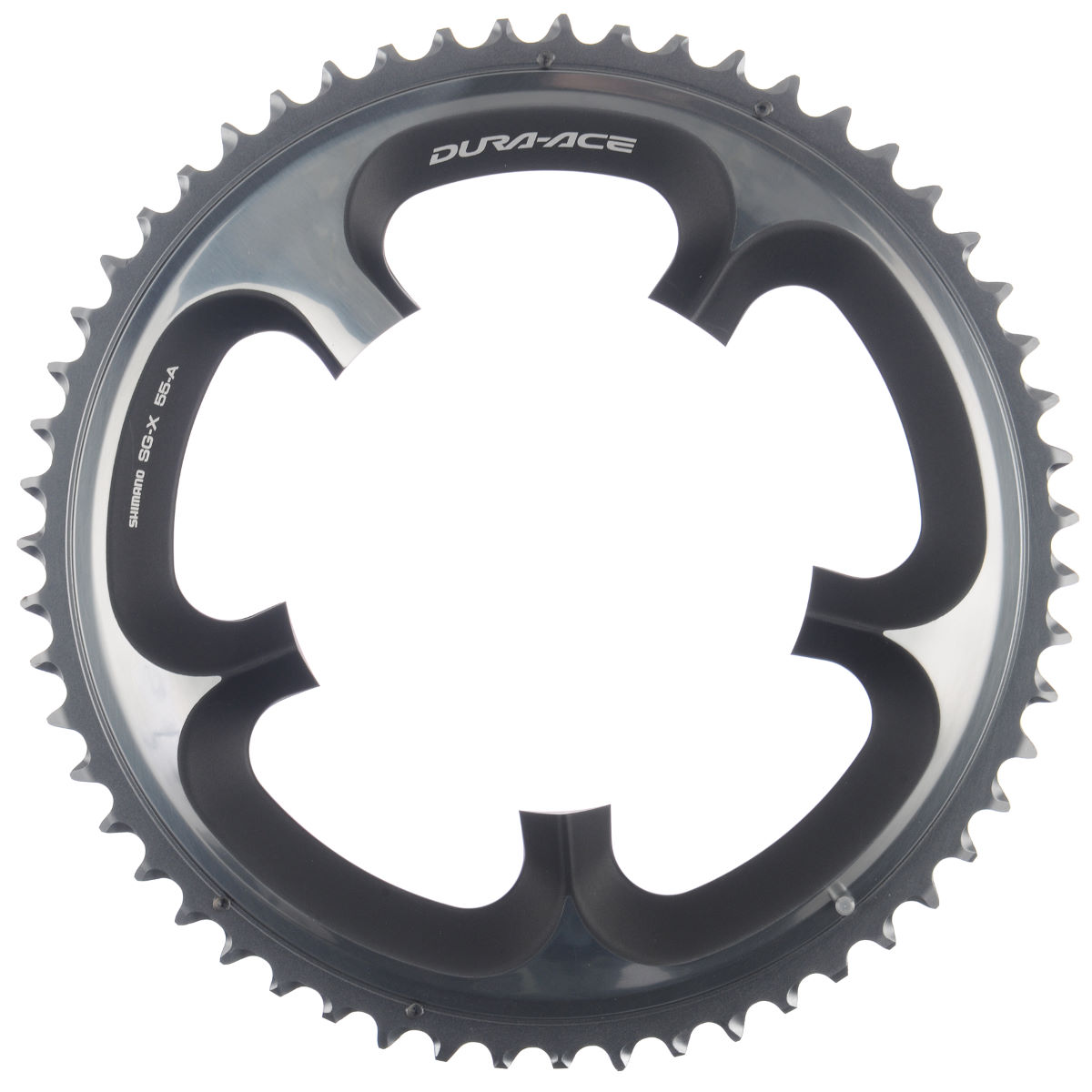 Shimano Dura-ace Fc7900 10sp Double Chainrings - 42t 42t Silver