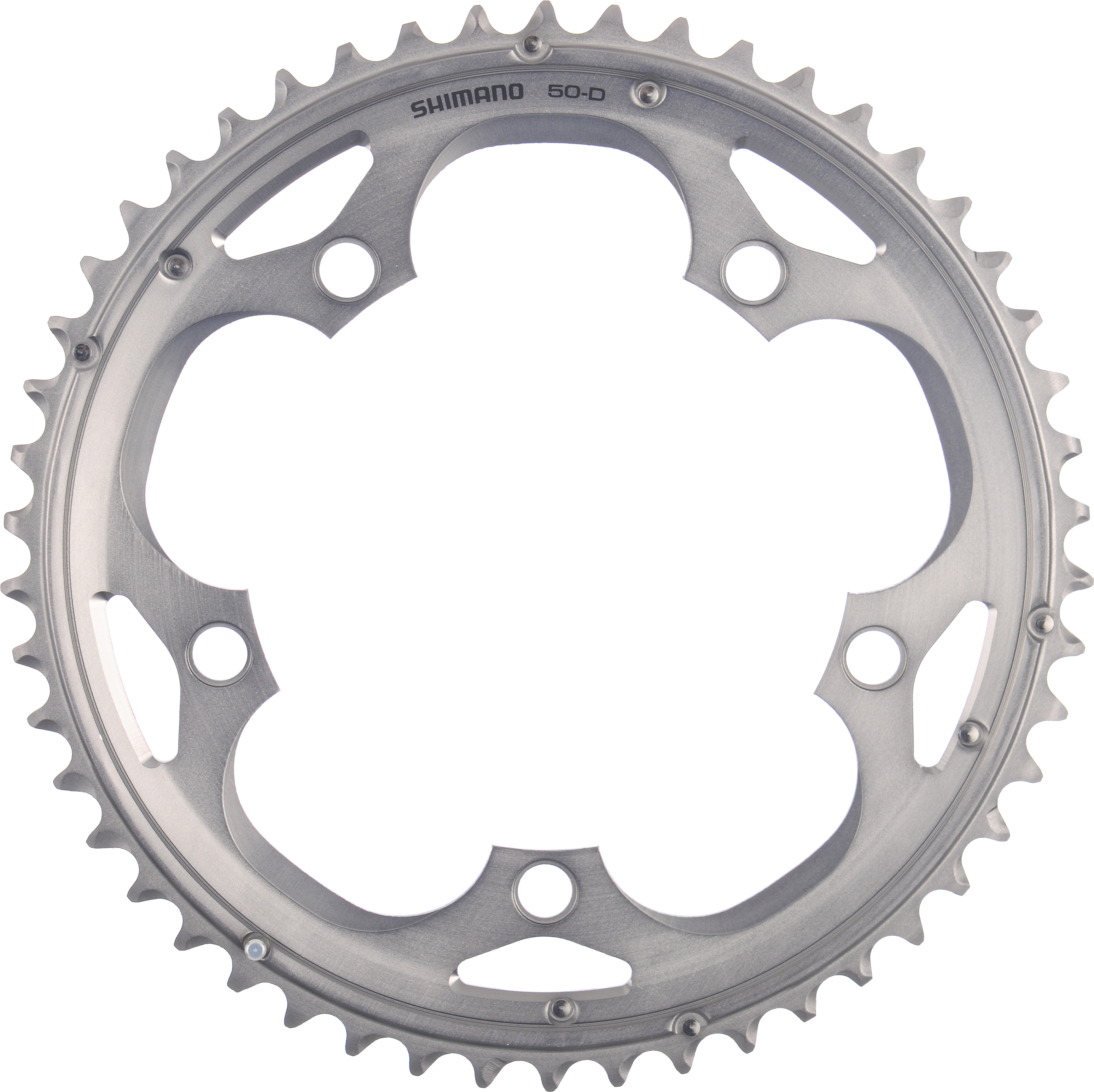 Shimano 105 FC5703 10 Speed Triple Chanrings | chainrings_component