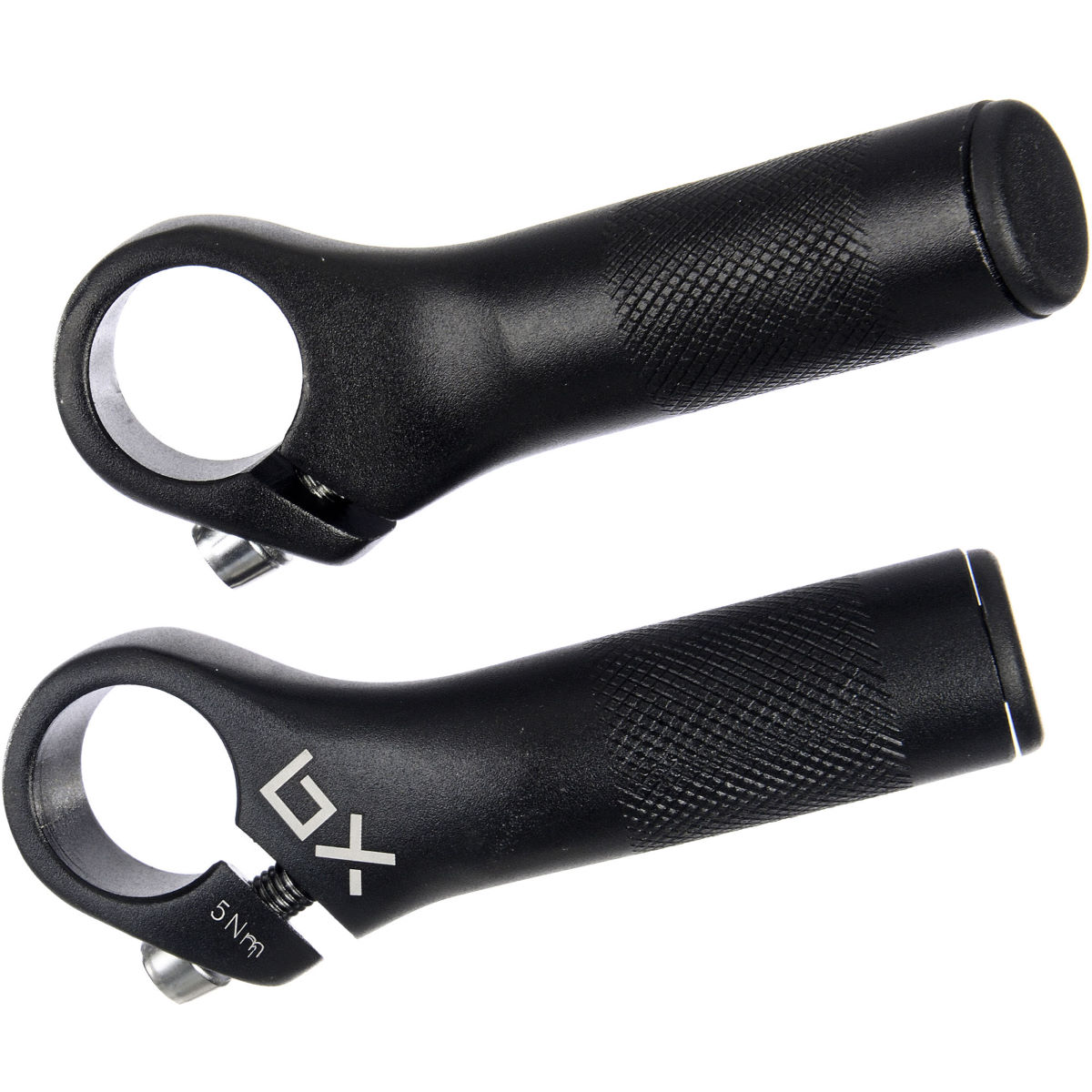 Brand-X Brand-X Stubby Bar End   Bar Ends