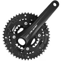 Shimano Alivio T4060 9 Speed Triple Chainset