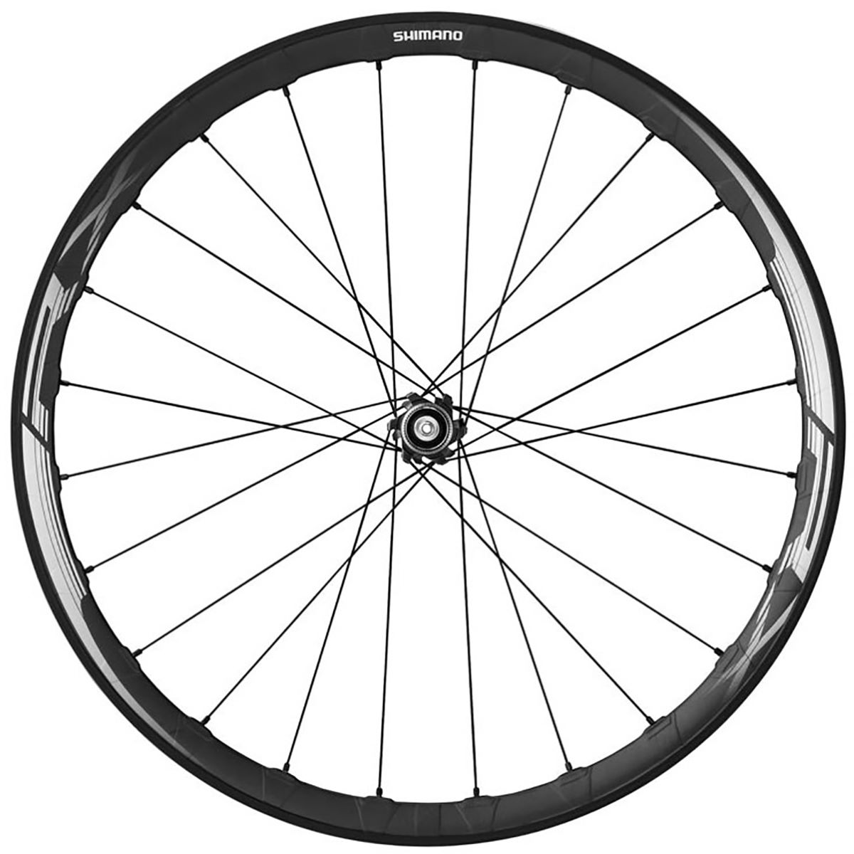 Shimano RX830 Road Disc Front Wheel   Performance Wheels