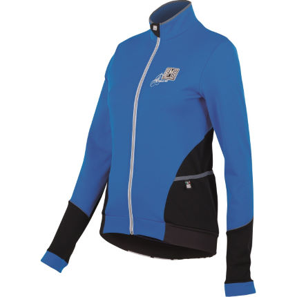 Santini Womens Mearsey LS Thermofleece Jersey