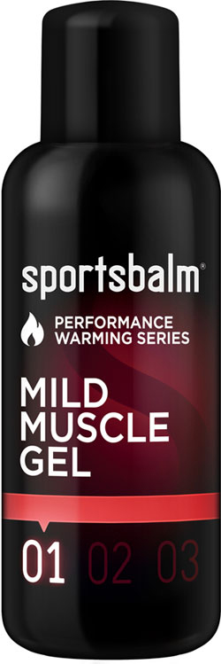 Sportsbalm Performance Warming Series Muscle Gel (200ml) | Personlig pleje