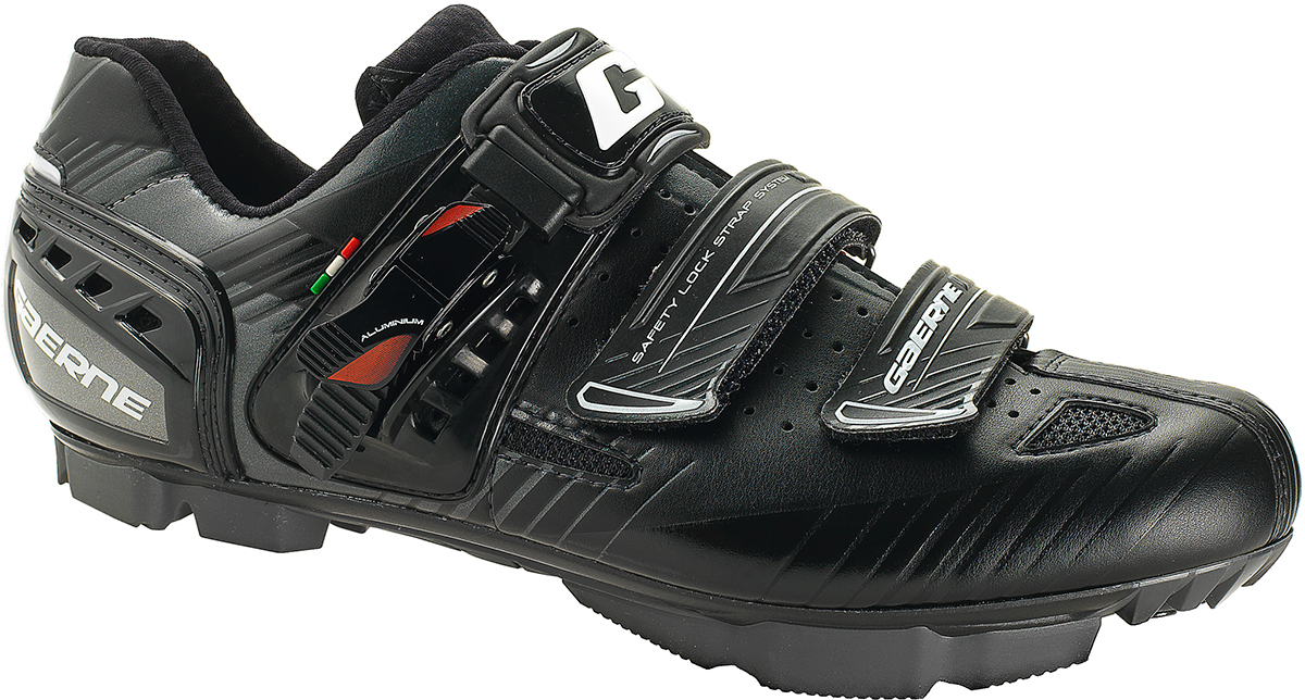Gaerne Rappa MTB SPD Shoes | Shoes and overlays