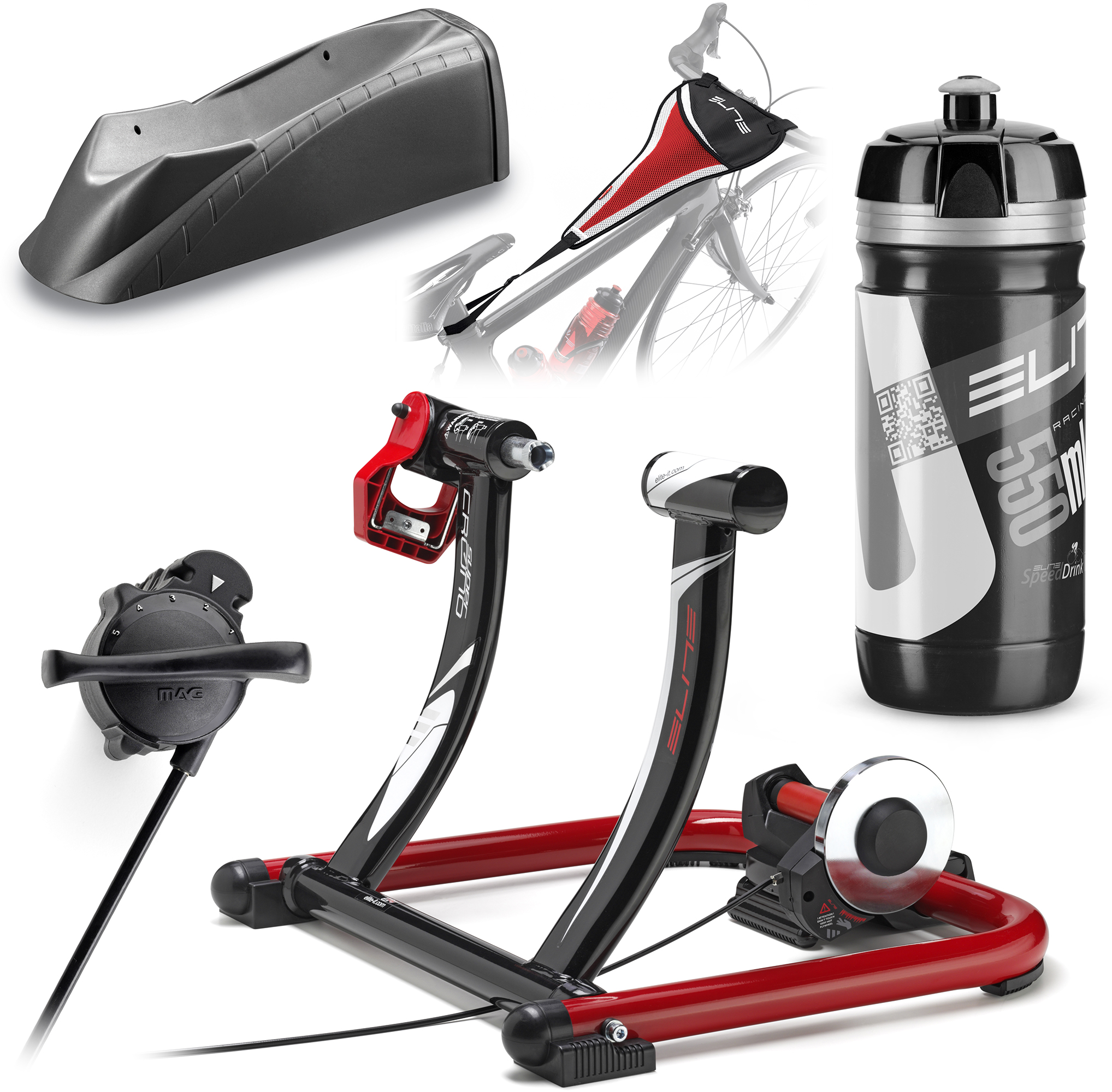 Elite SuperCrono Mag Force (Volare) Bundle | Hometrainer
