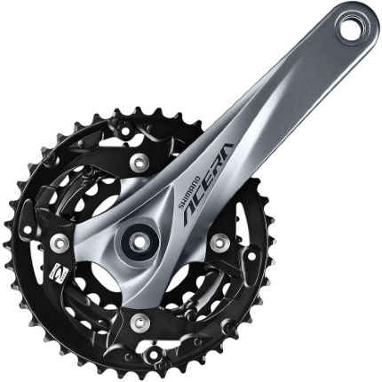 Shimano Acera M3000 Triple Chainset