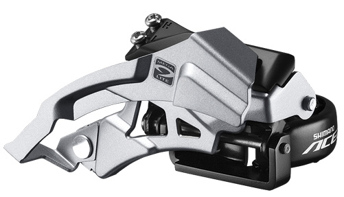 Shimano Acera M3000 Top Swing Forskifter (9-speed) | Front derailleur