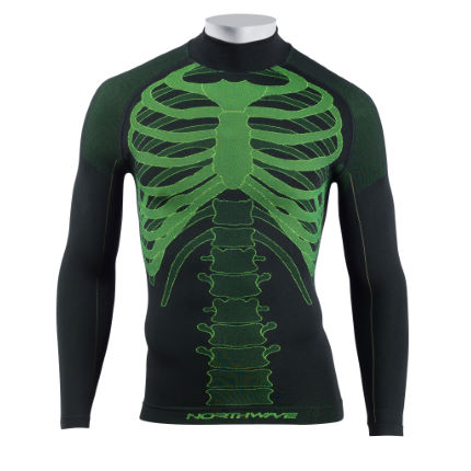 Northwave Body Fit Evo Long Sleeve Seamless Jersey