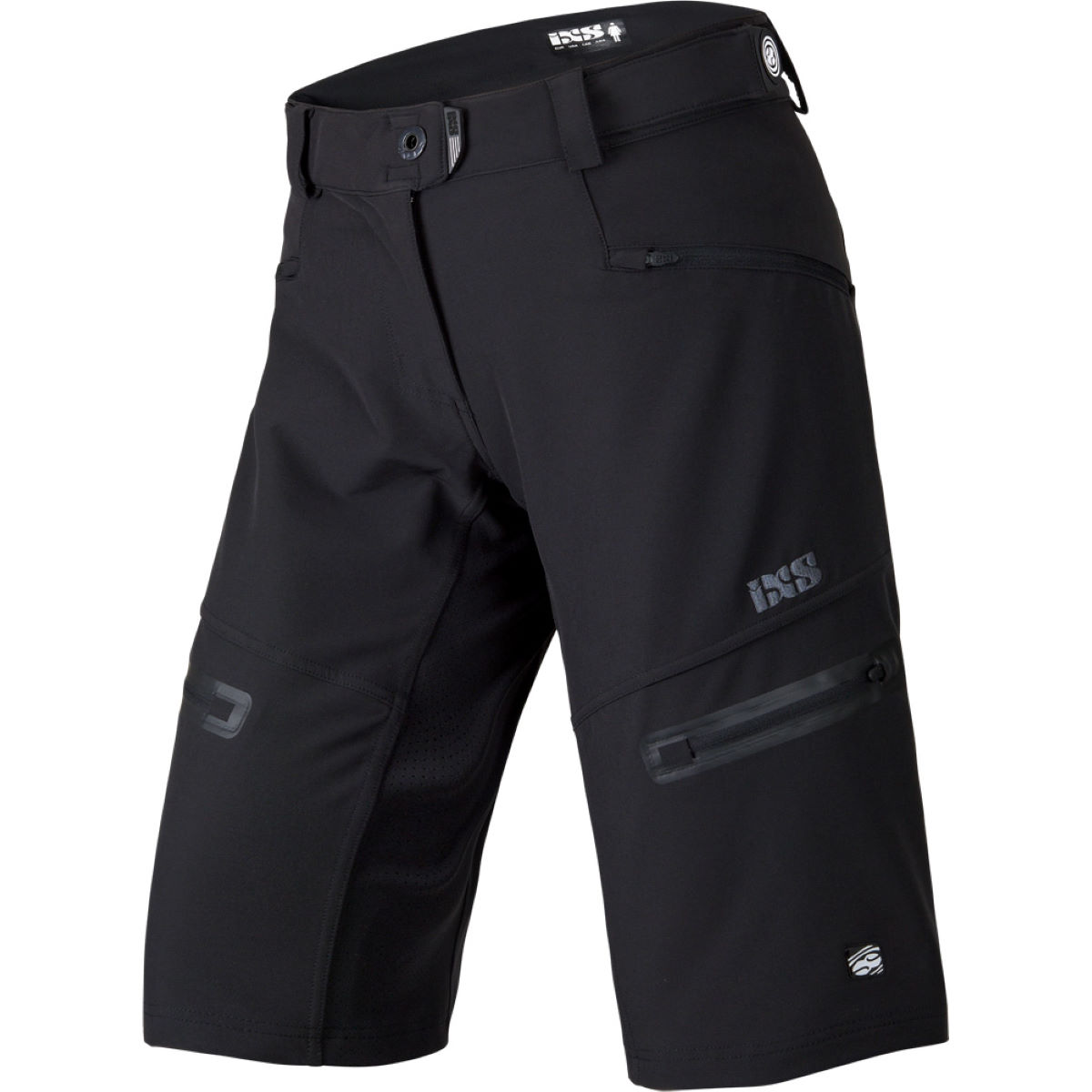 IXS IXS Womens Sever 6.1 Shorts   Baggy Shorts