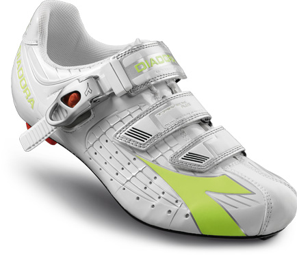 Diadora Trivex Plus Womens SPD-SL Road Shoes | Shoes and overlays
