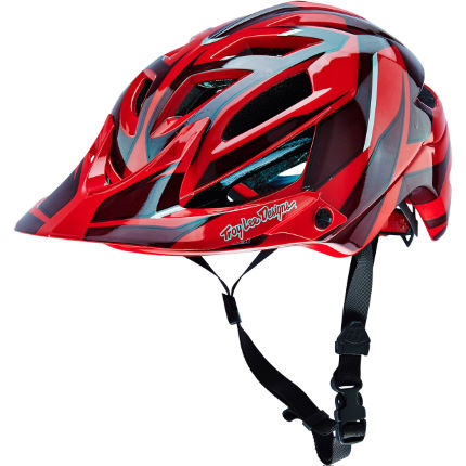 Troy Lee Designs A1 Helmet - Reflex Red