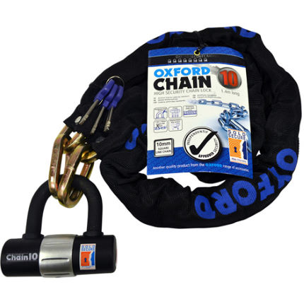 Oxford Chain 10 Lock