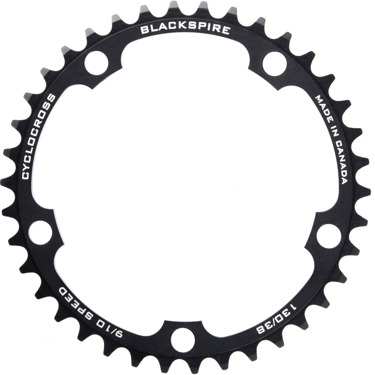 Blackspire Blackspire Super Pro Cyclocross Chainrings   Chain Rings