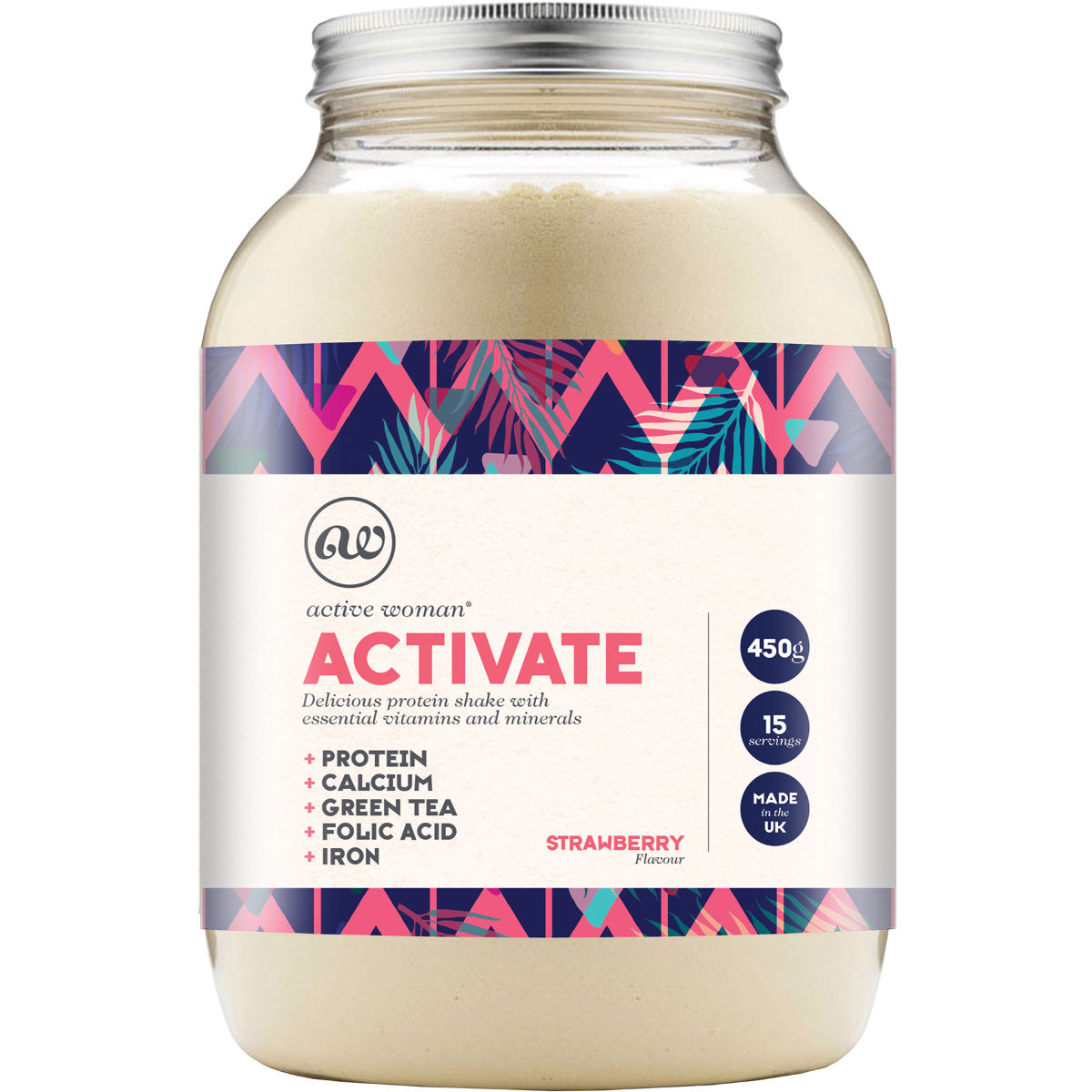 Bio-Synergy Bio-Synergy Active Woman Activate (450g)   Powdered Drinks