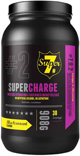 Bio-Synergy Super7 Super Charge Energipulver (908 g) | Energy drinks