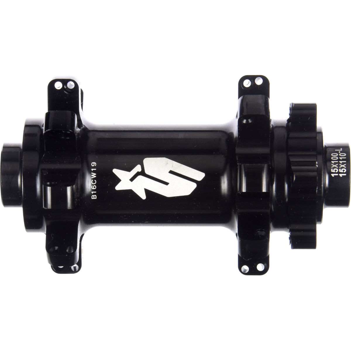 Spank Spank Oozy Straight Pull Boost Front Hub   Freehubs