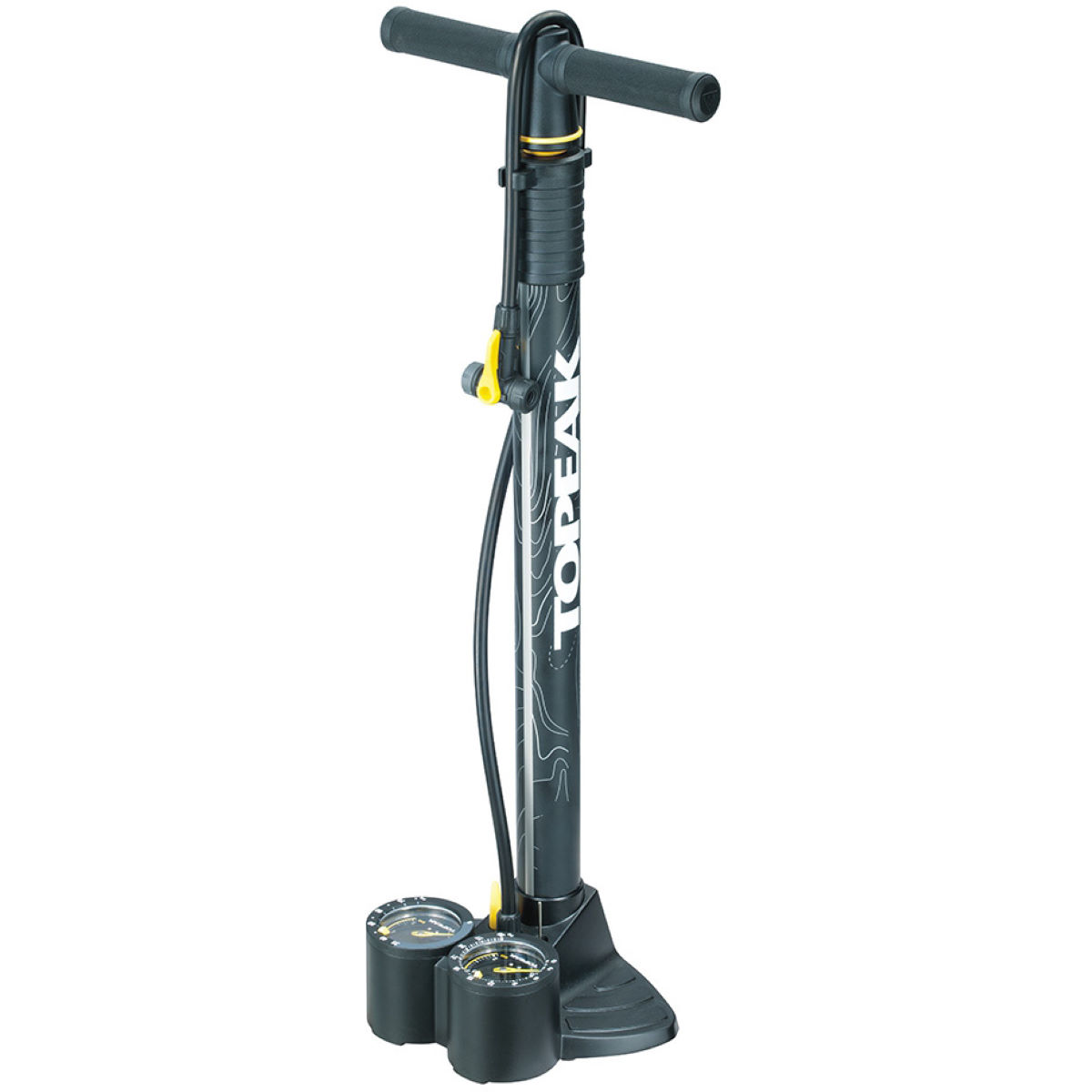 Topeak Joe Blow Dualie Track Pump - Bombas de pie