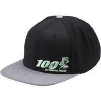 100% Camber Snapback Hat