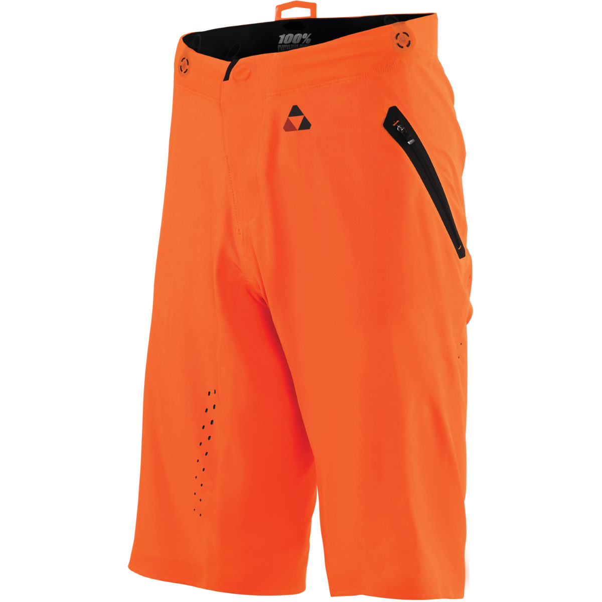 100% 100% Celium Solid Shorts   Baggy Shorts