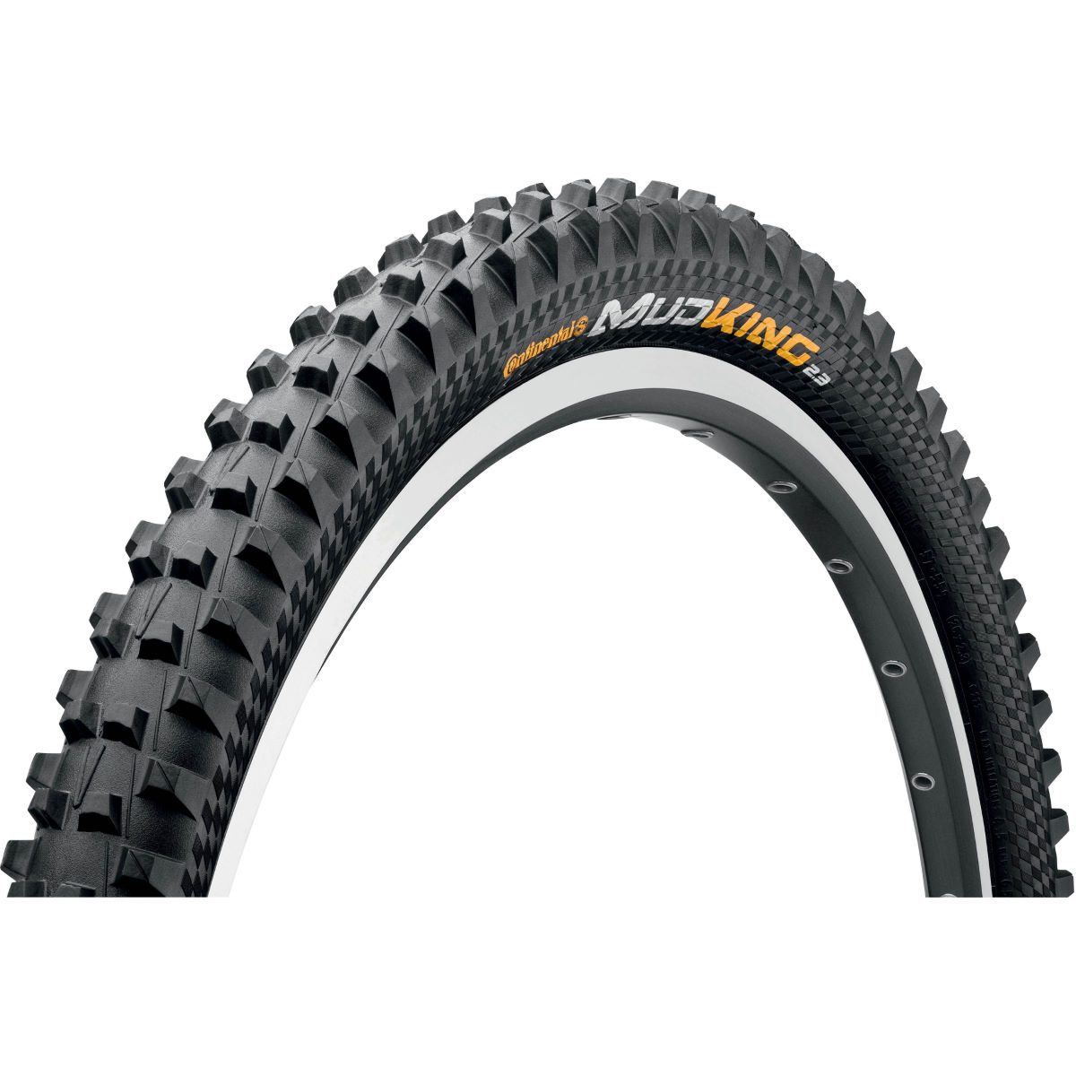 Continental Continental Mud King DH MTB Tyre – ProTection   Tyres