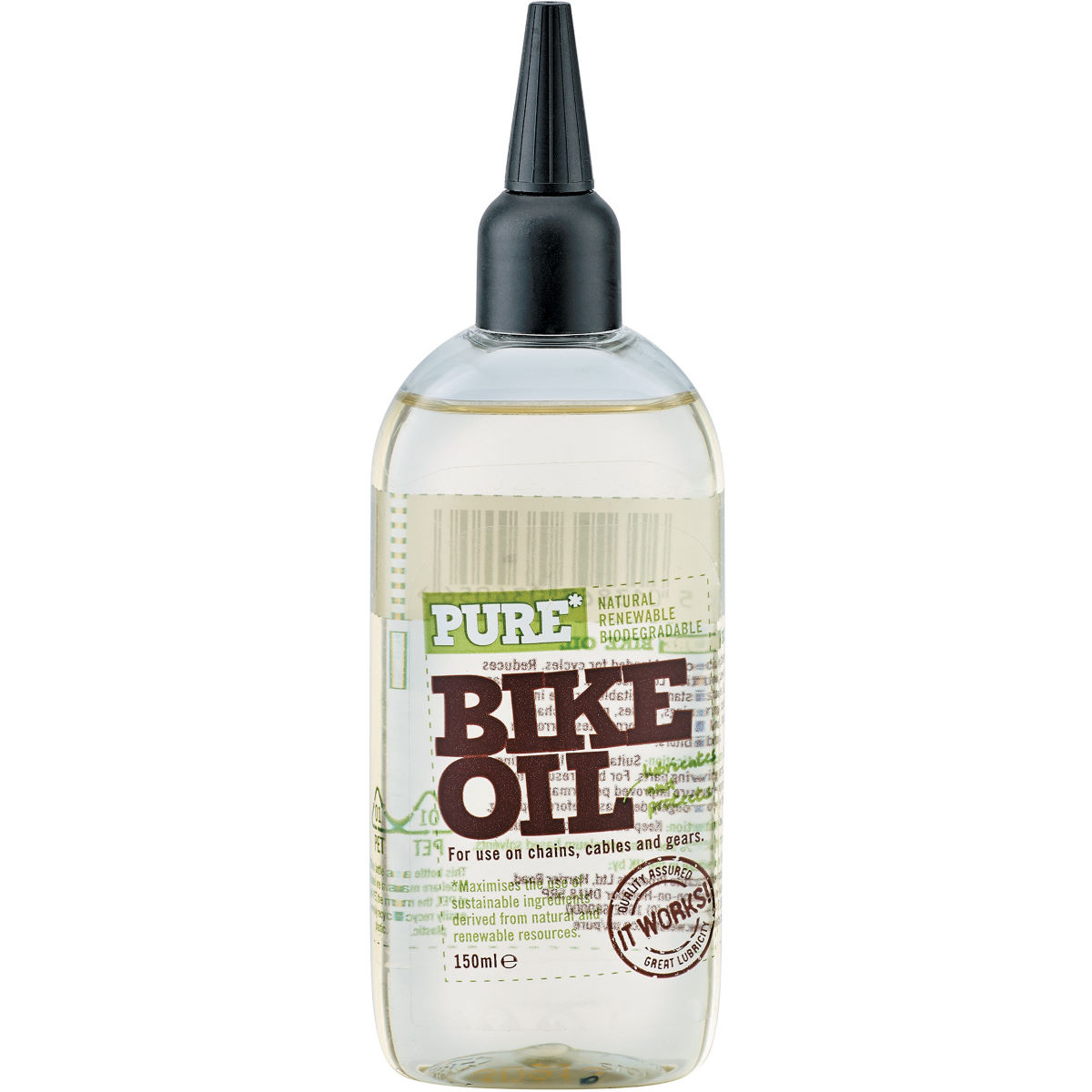 Weldtite Weldtite Pure Bike Oil   Lube