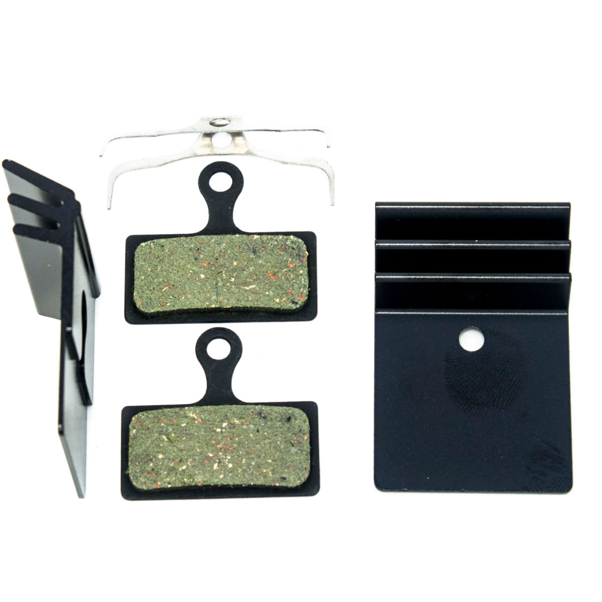 Clarks Clarks Finned Disc Pads - Shimano XTR   Disc Brake Pads