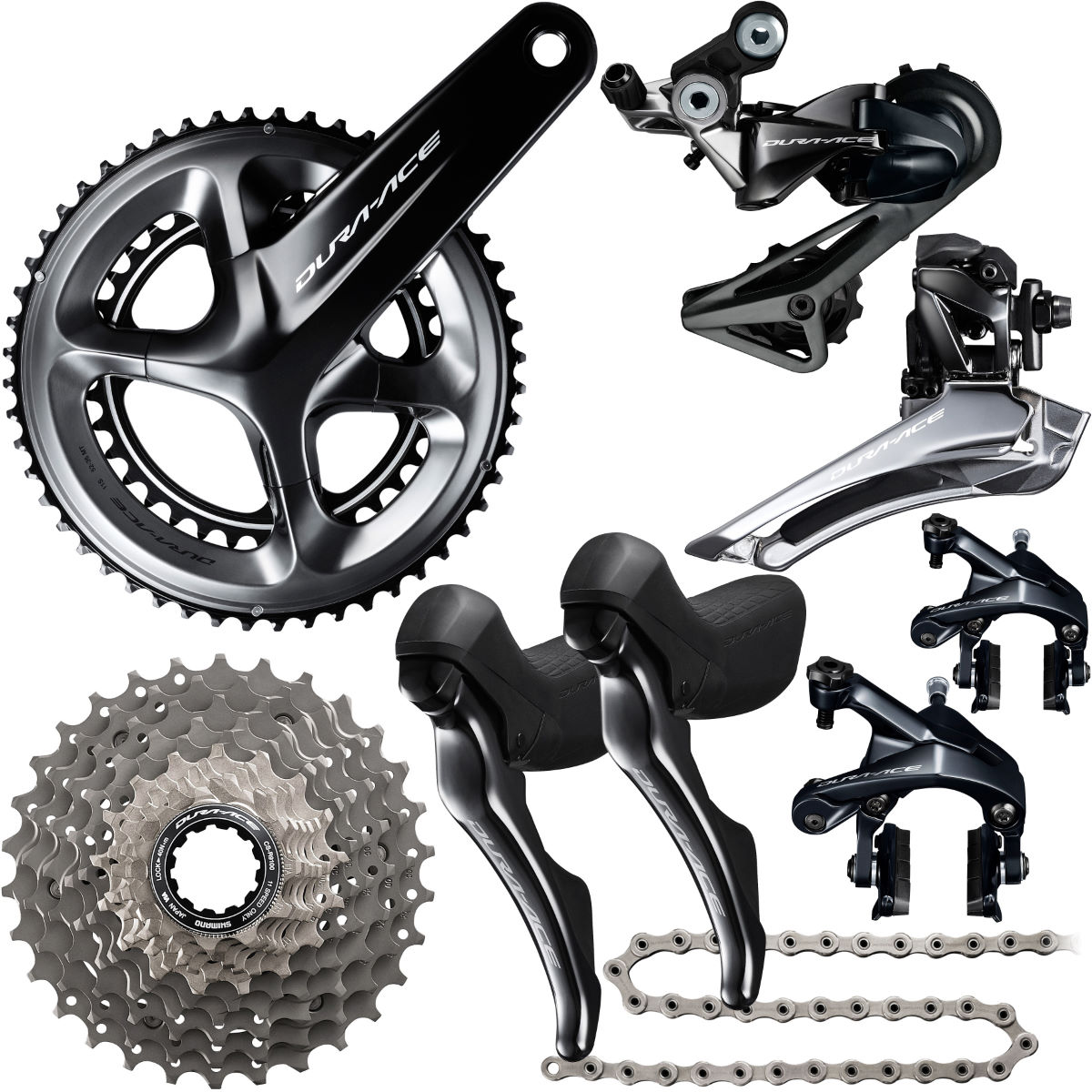 Shimano Shimano Dura-Ace R9100 Groupset (11 Speed)   Groupsets