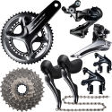 Shimano Dura-Ace R9100 Geargruppe (11-speed)