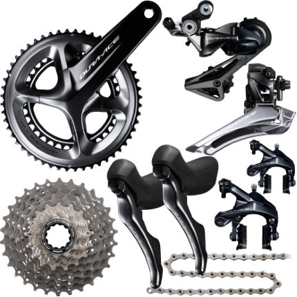 Shimano Dura-Ace R9100 Groupset (11 Speed)
